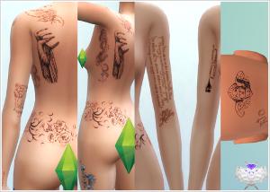 Татуировки Image551