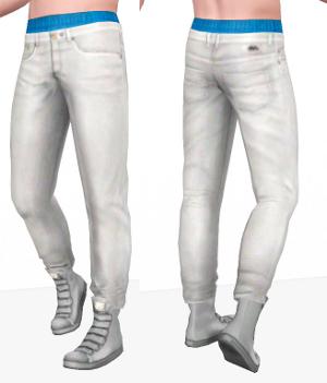 Повседневная одежда (брюки, шорты) - Страница 6 Image558
