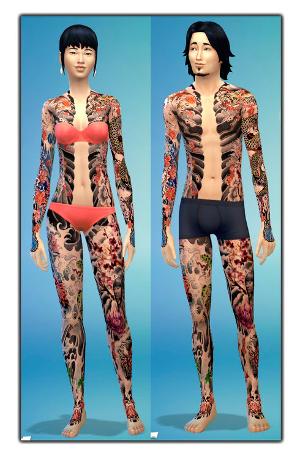 Татуировки Image605
