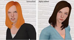 Женские прически (короткие волосы) - Страница 4 Image609