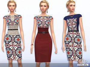 Повседневная одежда (платья, туники)  - Страница 4 Image62