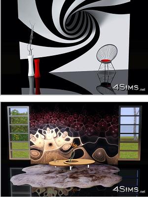 Картины, постеры, настенный декор - Страница 2 Image64