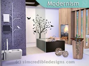 Ванные комнаты (модерн) Image671