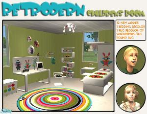Комнаты для детей и подростков - Страница 8 Image687