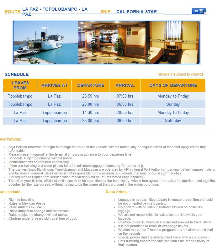 baja ferries info and TIP info Bajafe12