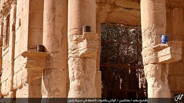 Palmyre - Syrie - Page 2 Palmyr13