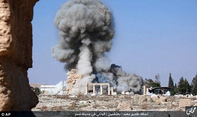 Palmyre - Syrie - Page 2 Palmyr14