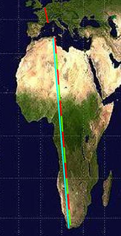 la majorité des cartes du monde sont fausses ( débat) Peters10