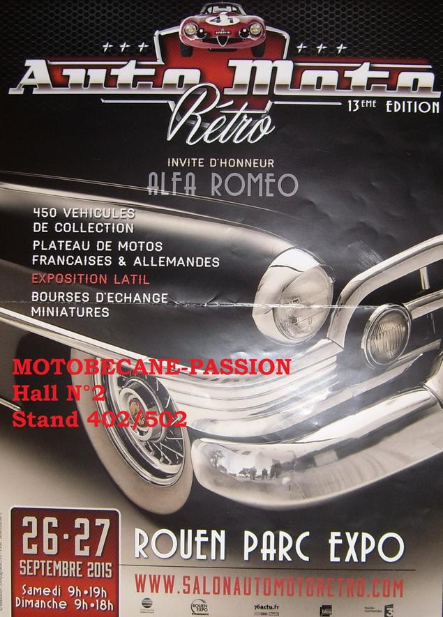 Auto Moto Rétro Rouen Rouen_10