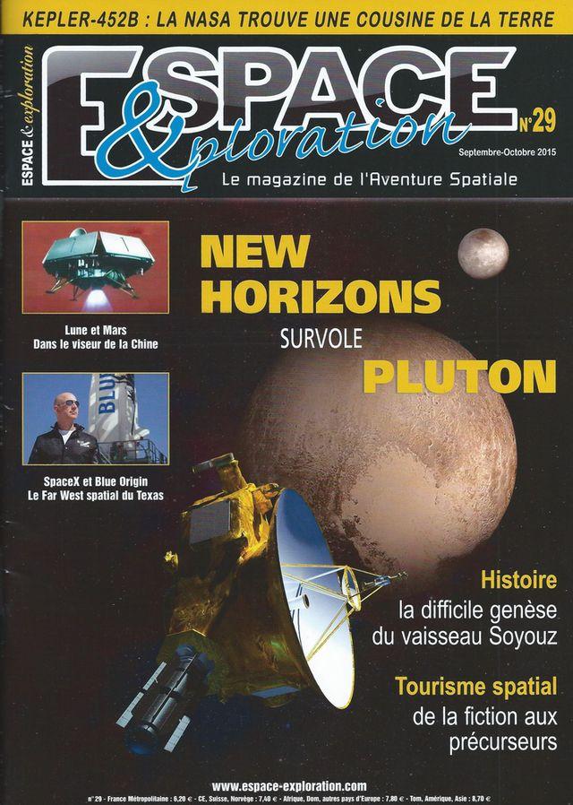 Espace & Exploration n°29: Hew Horizons survole Pluton   15090010