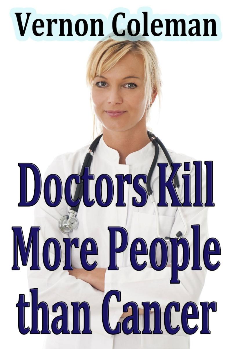 Médecins et infirmières tuent plus de personnes que le cancer ?  8116l210