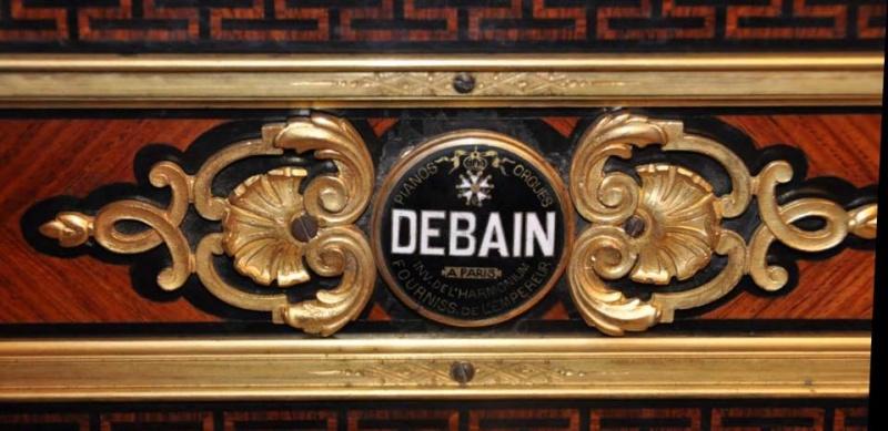 Piano Debain 12170410