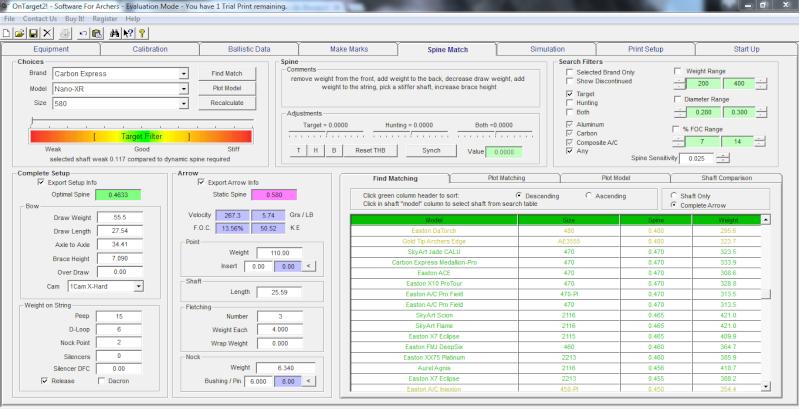 """OT2 """"pour les nuls"""", tutoriel du logiciel On Target 2 (SFA) - Page 9 Flyche10"""