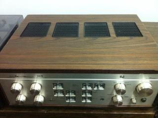 Luxman 55A Amplifier - SOLD Lx110
