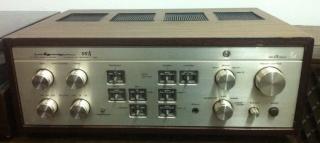 Luxman 55A Amplifier - SOLD Lx210