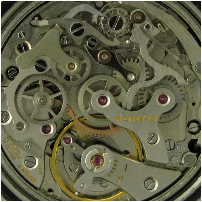 Les marques de montres mécaniques peu, pas ou moins citées Fortis10