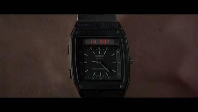 James Bond, les montres Montre15