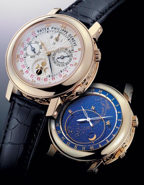 Patek Philippe Haute Horlogerie, Historique raconté autrement, honneur à cette prestigieuse manufacture  Patek-10