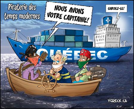 Le Quebec vu par un kébékoi   - Page 2 Pirate10