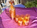 Polish Amber Glass - ID please? P5260016