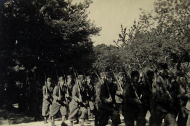 90e reggimento di fanteria  div cosséria verso mentone Confin10