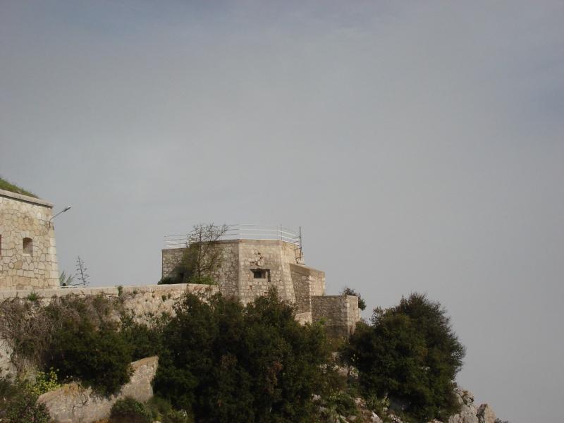 Radar mer, Tête de Chien (La Turbie, 06) Dsc01012