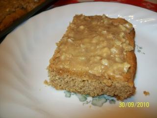 Barres au beurre d'arachides et au butterscotch Photon21