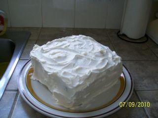 Gâteau réussite aux carottes  T310