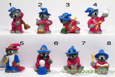 Kuchenmeister/Schöller (Koala) X17