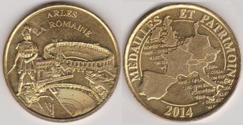 médaille souvenir d'Arles Med_so10