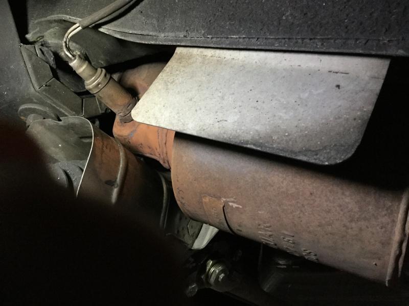 pot catalytique Jaguar11