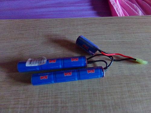 Vente de Hyro Bateri10