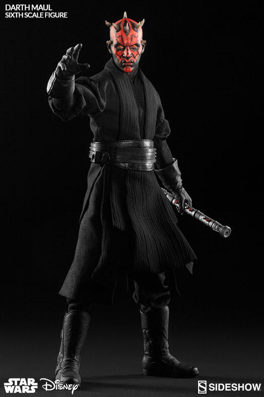 EPI - THE PHANTOM MENACE - DARTH MAUL 2.0 Star-w36