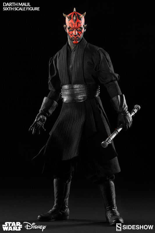 EPI - THE PHANTOM MENACE - DARTH MAUL 2.0 Star-w37