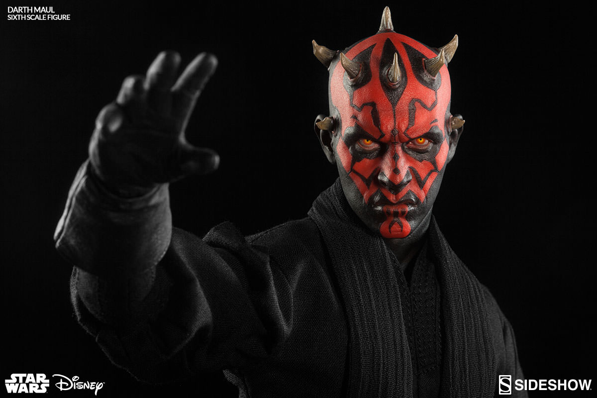 EPI - THE PHANTOM MENACE - DARTH MAUL 2.0 Star-w39