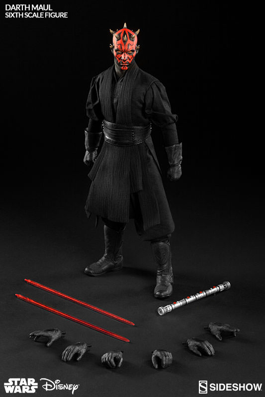 EPI - THE PHANTOM MENACE - DARTH MAUL 2.0 Star-w42