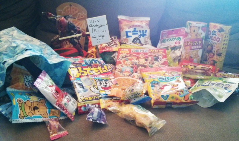 Les box cadeaux geeks & Otaku [Baka'Dossiers] Candy-10