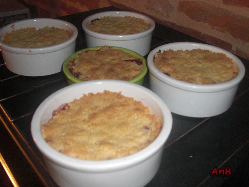 [Dessert] Crumble aux pommes façon titi Crumbl14