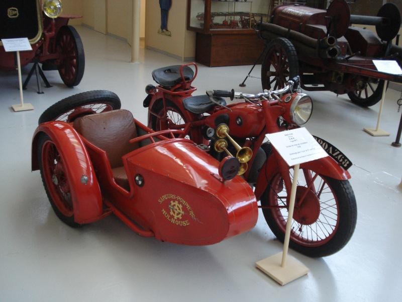 Musée des pompiers de Ferette (Haut Rhin) Dsc00712