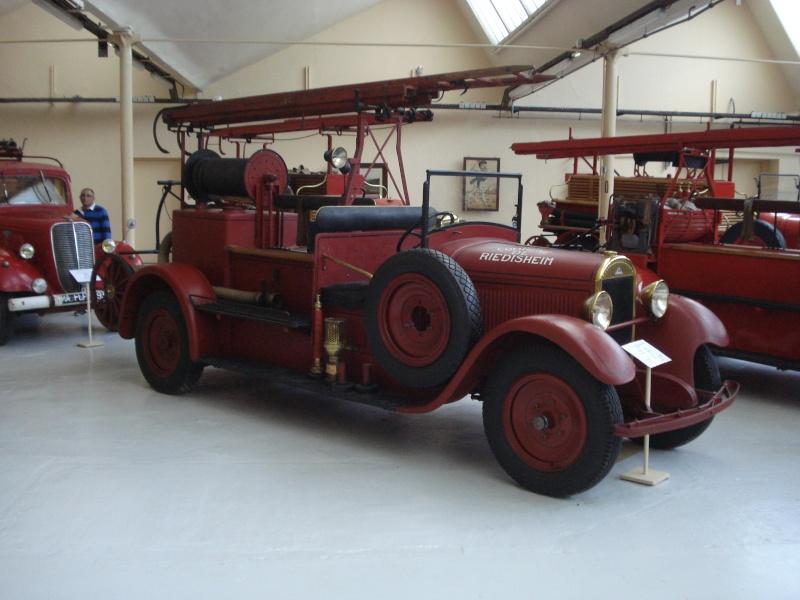 Musée des pompiers de Ferette (Haut Rhin) Dsc00714