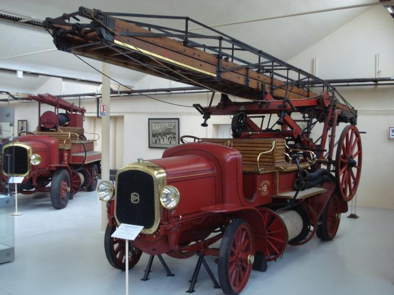 Musée des pompiers de Ferette (Haut Rhin) Dsc00715