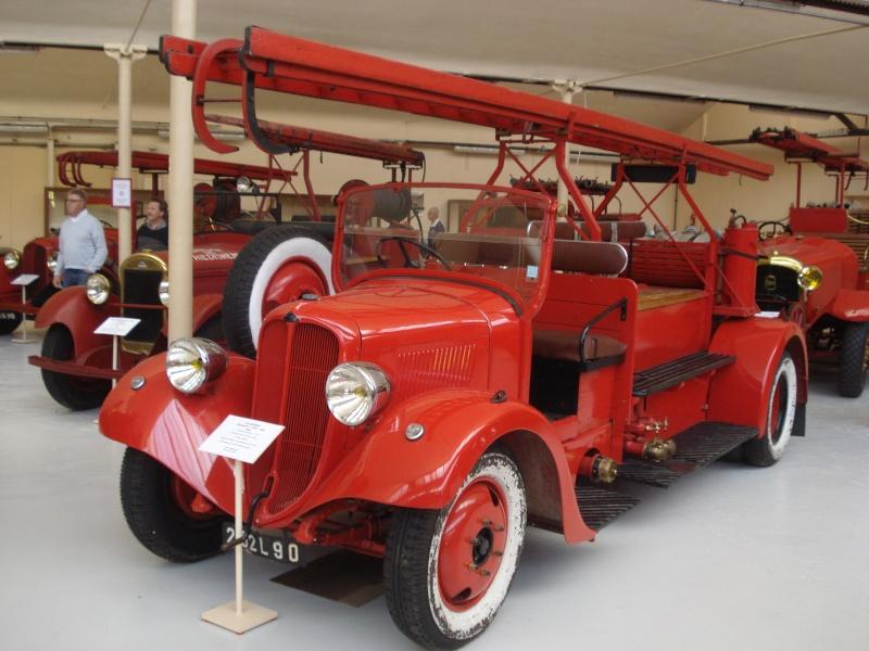 Musée des pompiers de Ferette (Haut Rhin) Dsc00716