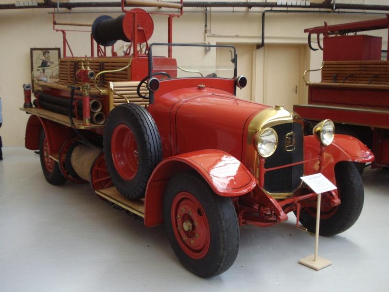 Musée des pompiers de Ferette (Haut Rhin) Dsc00717