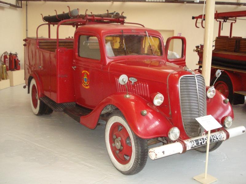 Musée des pompiers de Ferette (Haut Rhin) Dsc00718