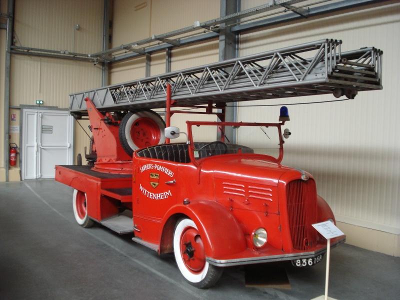 Musée des pompiers de Ferette (Haut Rhin) Dsc00719