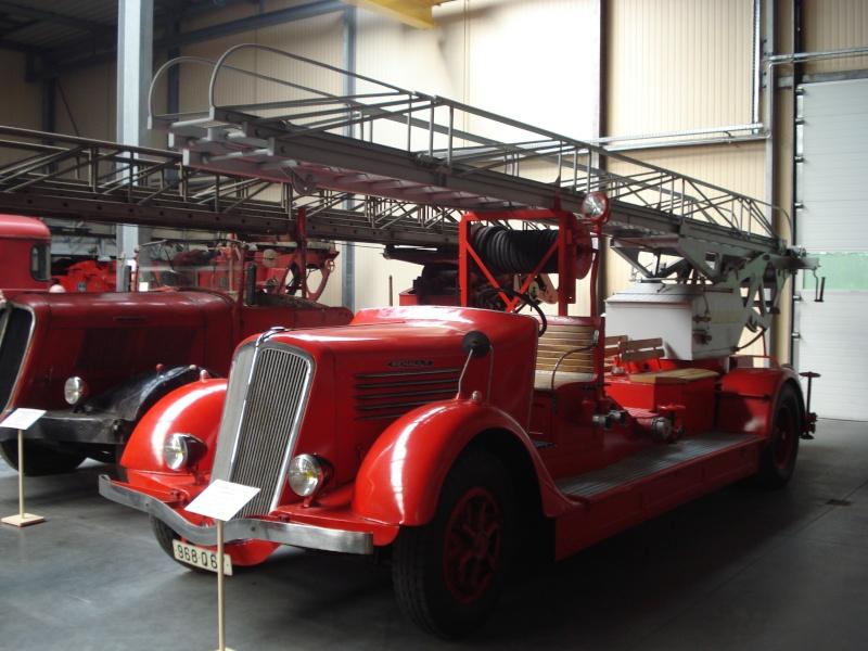 Musée des pompiers de Ferette (Haut Rhin) Dsc00720