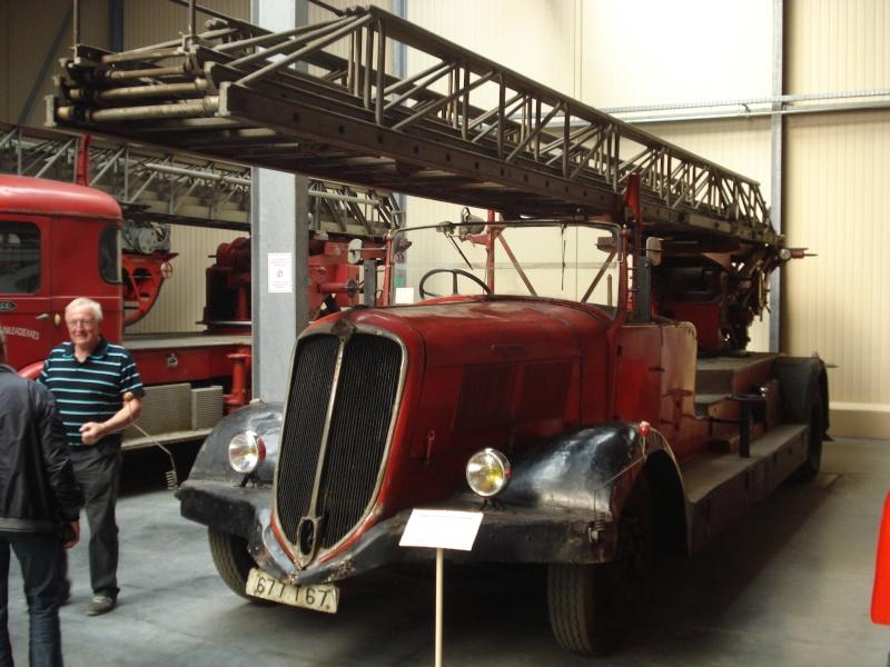 Musée des pompiers de Ferette (Haut Rhin) Dsc00721