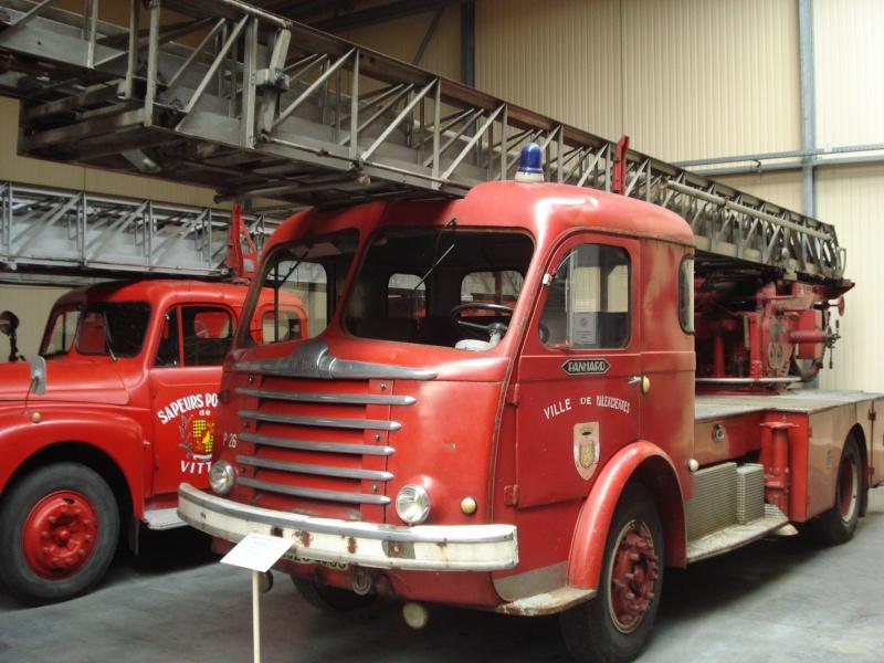 Musée des pompiers de Ferette (Haut Rhin) Dsc00722