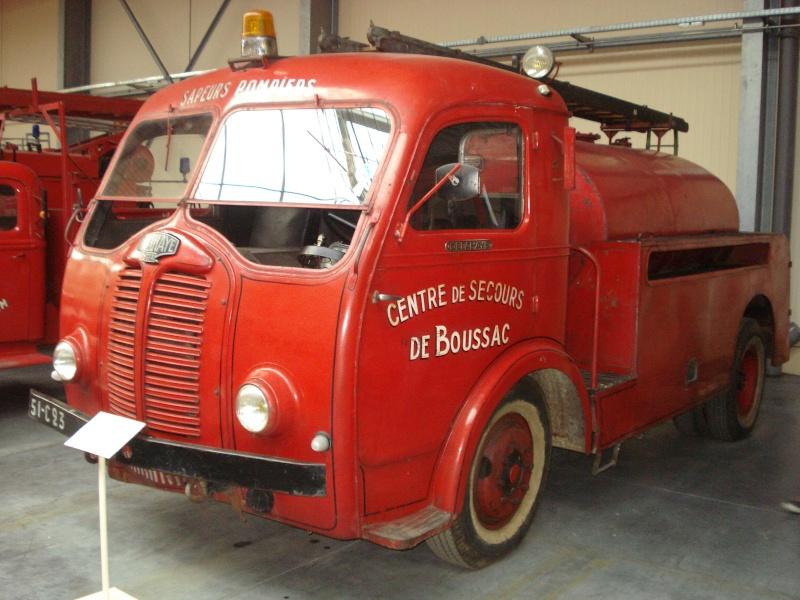 Musée des pompiers de Ferette (Haut Rhin) Dsc00723