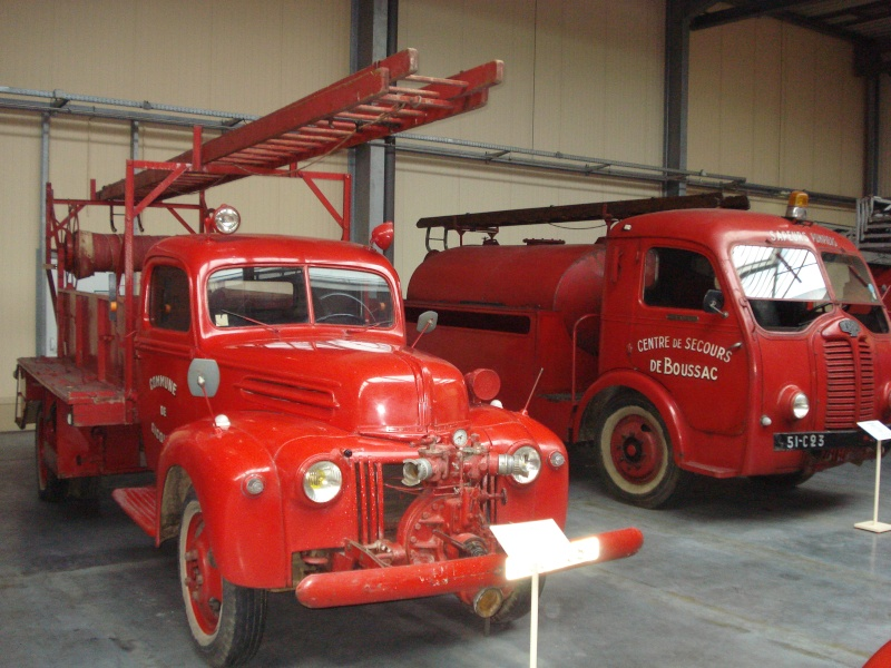 Musée des pompiers de Ferette (Haut Rhin) Dsc00724